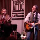 Live at Eddie\'s Attice - Photo by David Miller